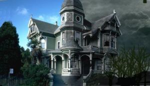 horror house by adCreation