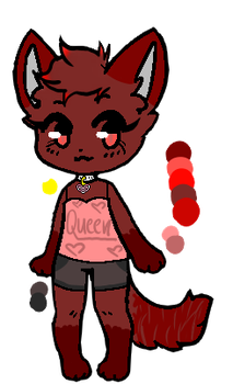 [RAFFLE PRIZE] red lips by Mystic--Draws