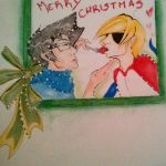 Secret Santa 2014 - Homestuck yes? by Engels-Fall