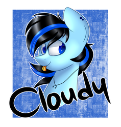 CloudyIcon by OmegaDusty