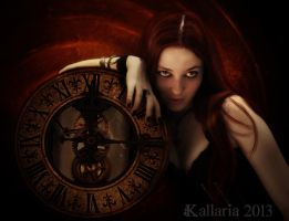 The time has come by Kallaria