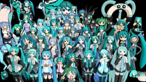 [MMD] Many Mikus (Happy Belated Birthday, Miku!!!) by iMACobra