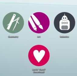 School Subjects - Mac Icons by Art-Acolyte
