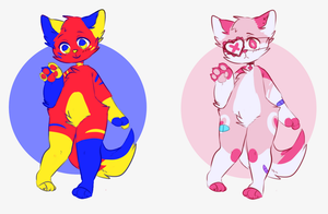 Aesthetic adopts CLOSED by GhostTowne