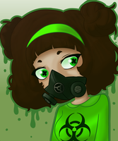 Toxic (contest entry) by Giingersnaps