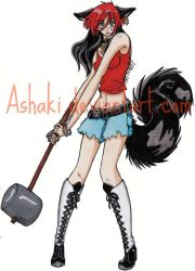 Weapon of Choice by Ashaki
