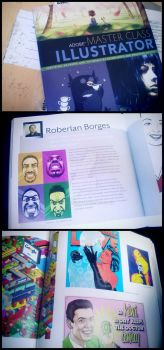 Adobe Illustrator Master Class Book by roberlan