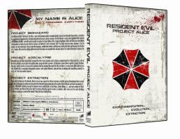 Resident Evil Project Alice by squire23