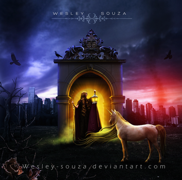 This is Not My Home, This is Not My Perfect World by Wesley-Souza