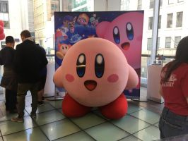 Kirby Star Allies at Nintendo NY 23 by MarioSimpson1