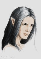 Melkor by Sempern0x