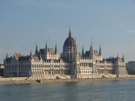 Hungarian Parliament Building XV by setanta5
