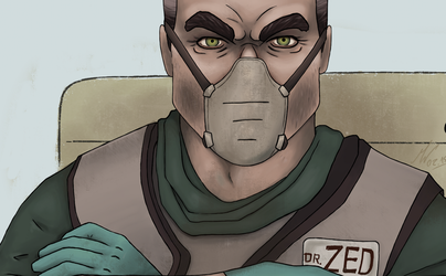 DR. ZED by MatyChan