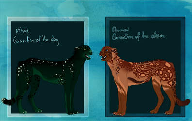 Cheetah Adoptables 2 Open by Anipurk