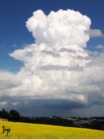 Cumulonimbus by OK-Photography