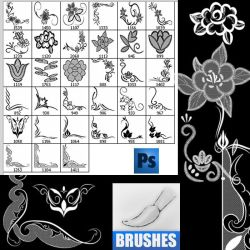 brushes for Photoshop by roula33