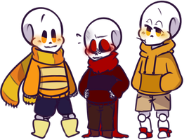 PAPY-A-DAY// Day 11 by catfoxanimations