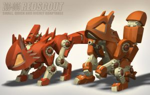 The Redscout by Stompy1