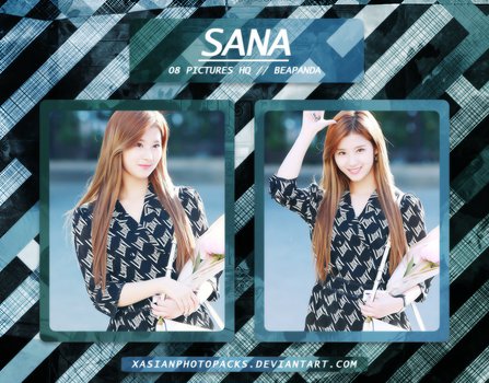 Photopack 2996 // Sana (TWICE). by xAsianPhotopacks