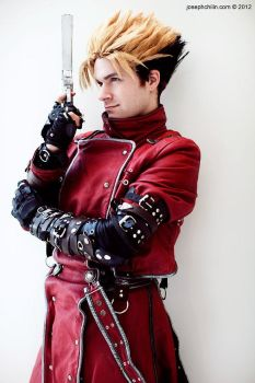 Vash the Stampede by Ex-Shadow