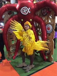 Please help Chocobo Girl with this contest!! by calleymacleod