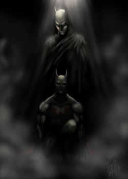 Batman Beyond by ShaheenNariman