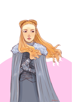 Sansa by Blabury