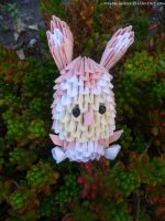 Origami 3d Rabbit Suit by OrigamiPieces