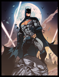 Batman by Furlani