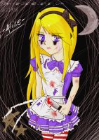 Emo Alice in .:Horrorland:. by Sephora-chan