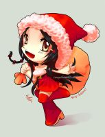 Miri Merry Christmas by Lumaga