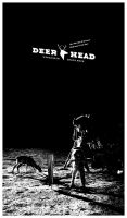 deer head poster by nedw