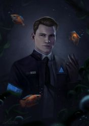 Connor by Aelini