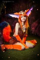 Gnar - LEAGUE OF LEGENDS [3] by Akaomy