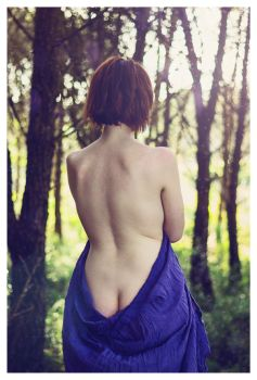 Lila in the forest 09 by Zone-studio