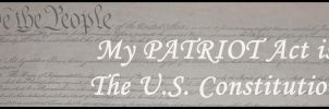 My PATRIOT Act by pixelworlds