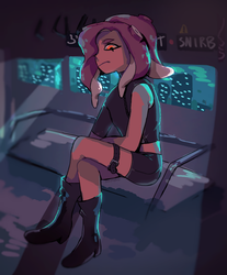 agent 8 by snirbee