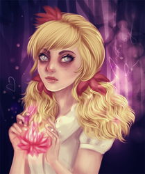Wendy (Don't Starve) by RenOfficial