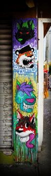Totems Furs 3 by ReigTDreve