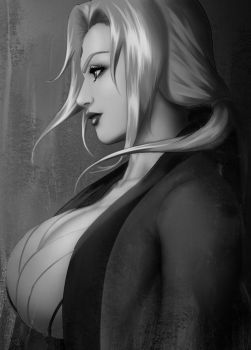 Tsunade Portrait by N6023