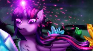 Sparkling Twiley by GeneralEcchi