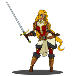 Character Poses 6 - Lostariel by CandyKappa
