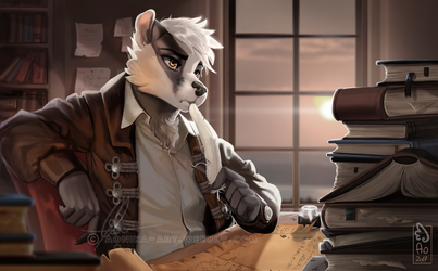Art of cosmography by AonikaArt