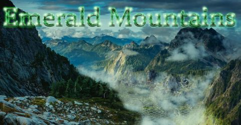 Emerald moutains