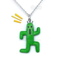 Cactuer Necklace by Asmaee