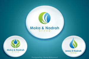 Moka and Nadra Logo by Roma2010