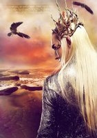 The Elvenking by I-vyD