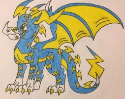 AT: Icelectric by KaijuDragon