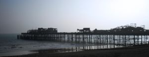 Hastings Pier 6 by Aseamlessbonds