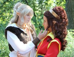 ElfQuest - Lifemates by seeingviolets